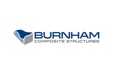 website design and development for Burnham Composite Structures