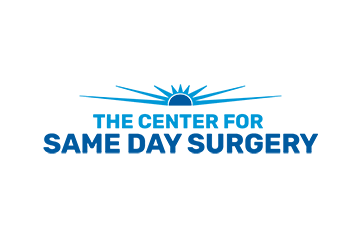 website design and development for Center for Same Day Surgery