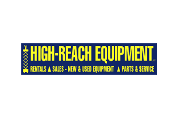 website design and development for High Reach Equipment