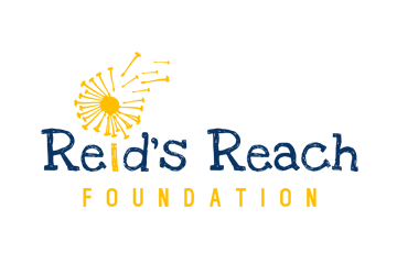 Reid's Reach Foundation Website + Logo Project